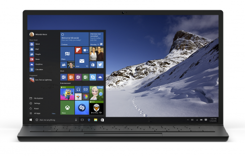 Windows 10 release date, tablet at ICodeFactory