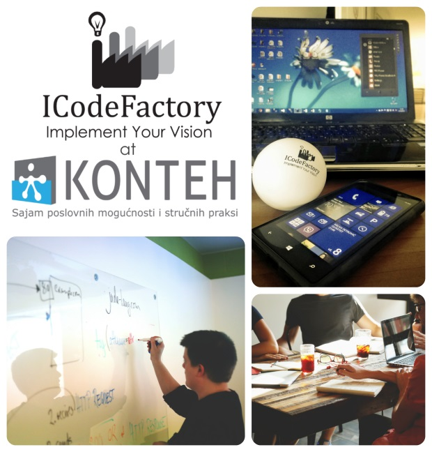ICodeFactory at Konteh Fair FTN 2016