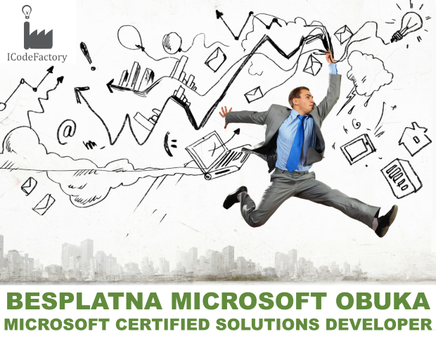 Free Microsoft Certified Solutions Developer Training, ICodeFactory, software developer