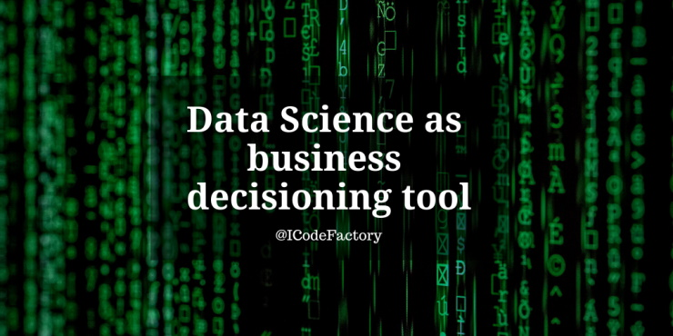 Data Science, ICodeFactory, Implement Your Vision