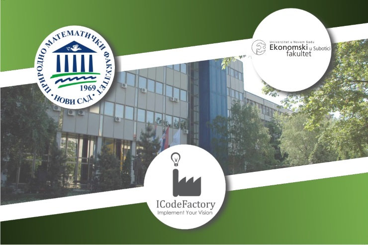 ICodeFactory, Partnership, University of Novi Sad, Faculty of Science, Faculty of Economics