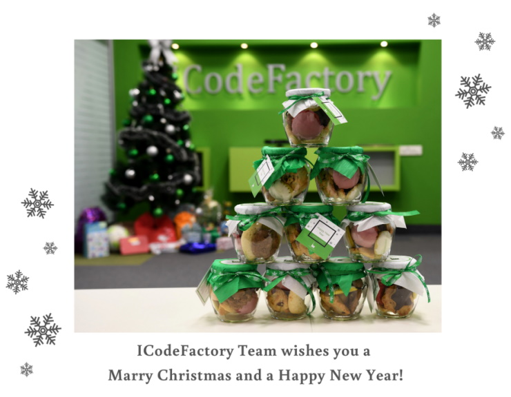 ICODEFACTORY, NEW YEAR,2020