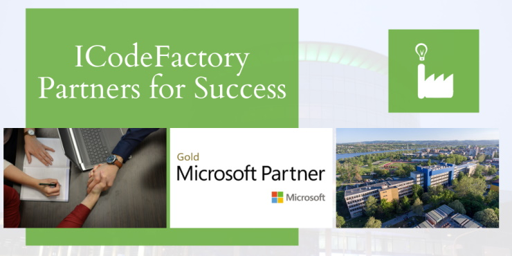 ICodeFactory, Partners for Success