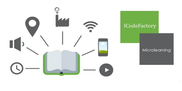 Microlearning; ICodeFactory